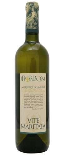 Vite Maritata Asprinio d'Aversa I Borboni DOP 2015