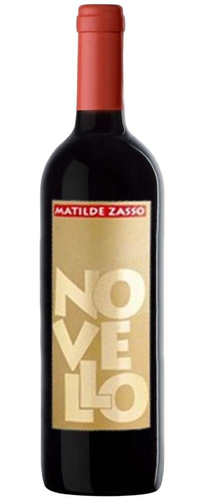 Vino Novello Matilde Zasso 2016 IGT