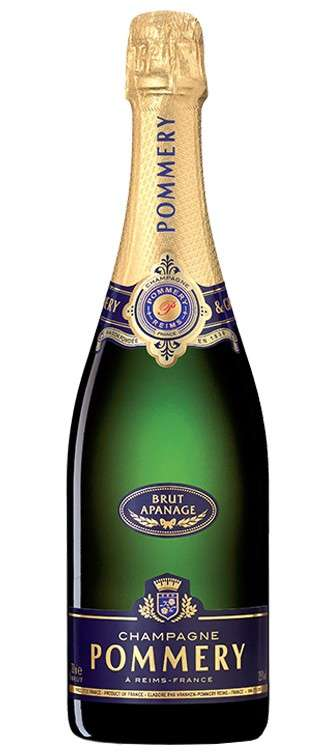 Pommery Brut Apanage Champagne Astucciato