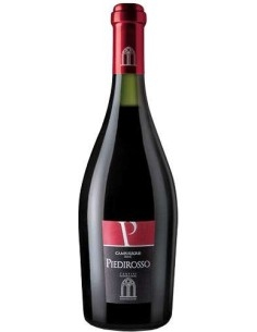 Piedirosso 2017 Wineries Flegrei Camps DOC