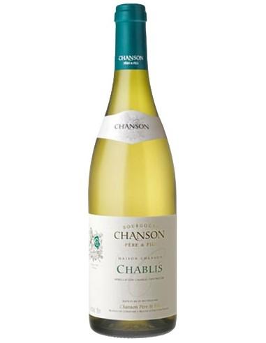 Chablis 2010 Appellation Chablis controllée Chanson