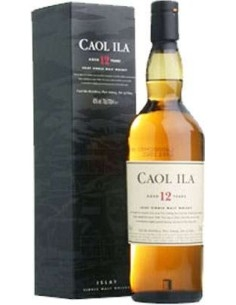Scotch Whisky Caol Ila Diageo 12 anni Astucciato Single Malt