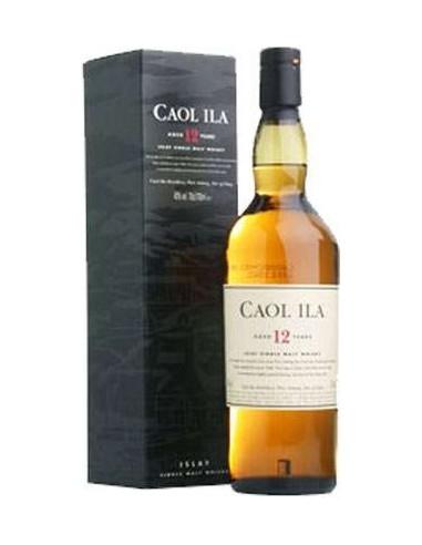 Scotch Whisky Caol Ila Diageo 12 anni Astucciato Single Malt