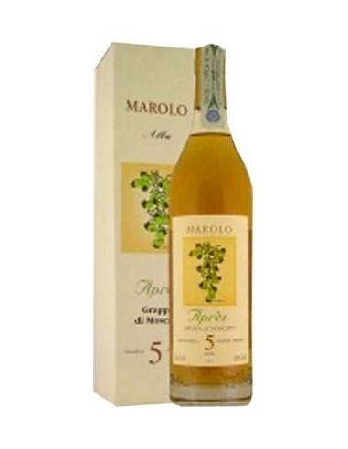 Après Grappa Moscato d'Asti Marolo 5 anni