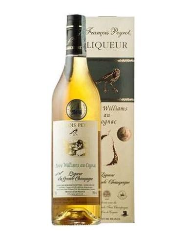 Poire Williams au Cognac Francois Peyrot Cognac alla Pera