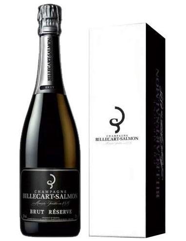 Champagne Brut Reserve Billecart Salmon Astucciato