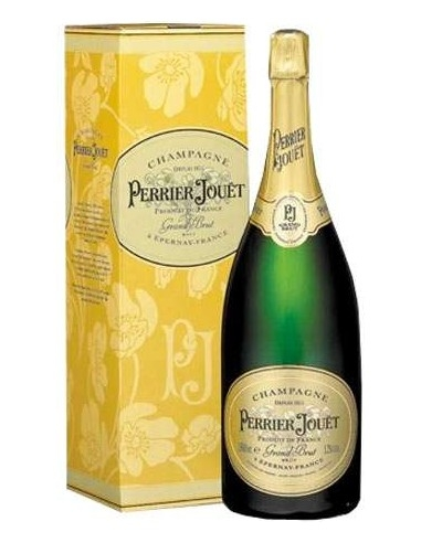 Perrier Jouet Grand Brut Champagne Astucciato
