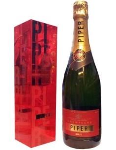 Champagne Brut Piper Heidsieck Astucciato