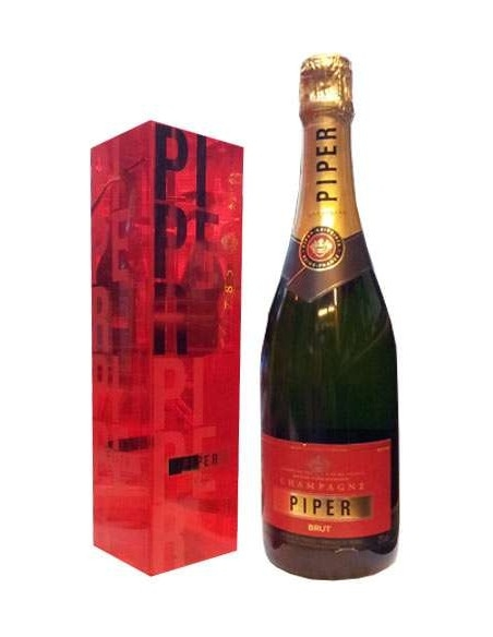 Piper Brut Heidsieck Champagne Astucciato