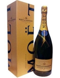 Moet & Chandon Reserve Imperiale Magnum Astucciato Brut Champagne