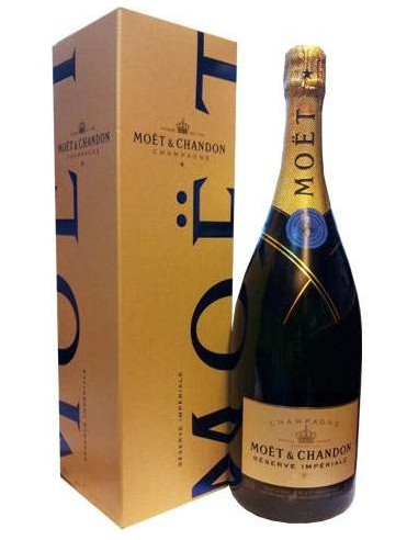 Moet & Chandon Reserve Imperiale Magnum Astucciato Brut Champagn