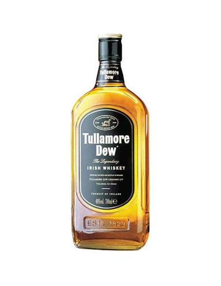 Whisky Tullamore Dew Triple Distilled Irish whisky