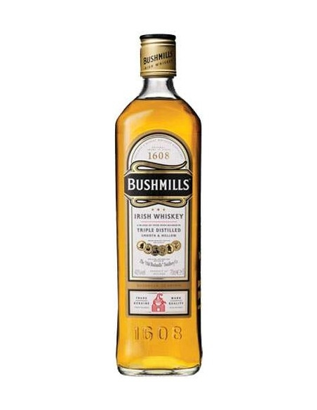 Whisky Bushmills Triple Distilled Irish Whisky