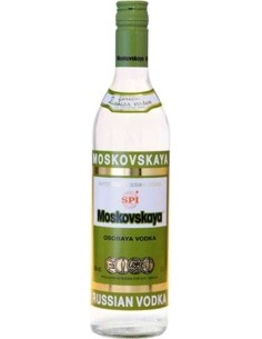 Moskovskaya Vodka Osobaya russian Vodka