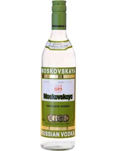 Moskovskaya Vodka Osobaya russian Vodka