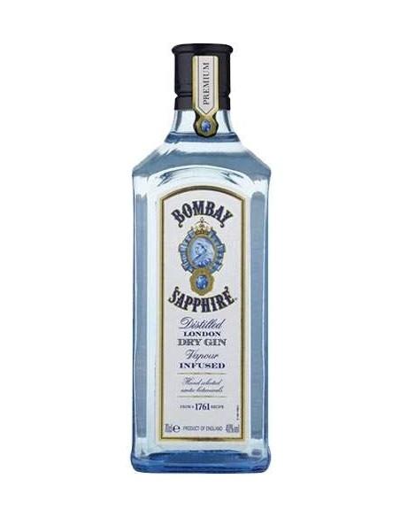 Bombay Sapphire Dry Gin London 1 Litro
