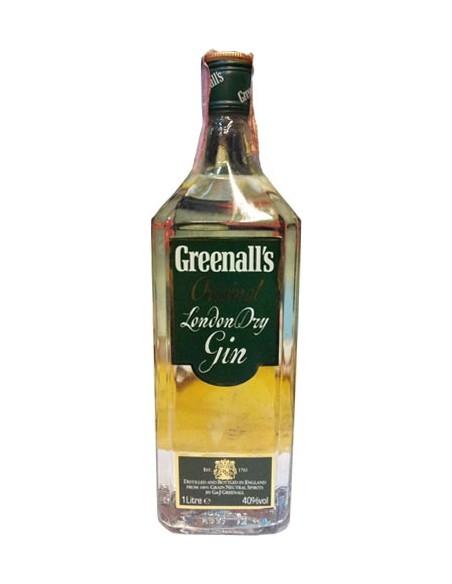 Greenall's Gin Original 1 litro