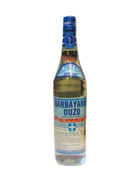 Ouzo Barbayanni Rare Greek Aperitif