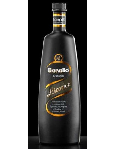 Licorice Bonollo Liquore alla liquirizia 70 cl