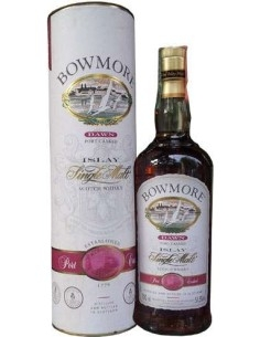 Down Scotch Whisky Bowmore Astucciato