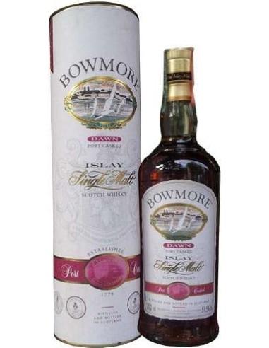 Down Scotch Wisky Bowmore Astucciato