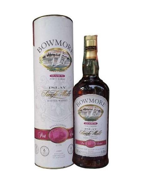 Down Scotch Whisky Bowmore Astucciato