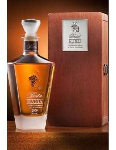 Magia Grappa Distillerie Berta con confezione in legno