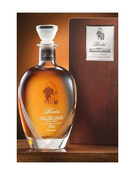 Bric del Gaian Grappa di Moscato Distillerie Berta
