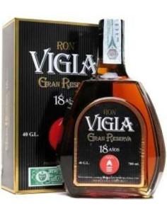 Rum Vigia Gran Riserva 18 anni Ron