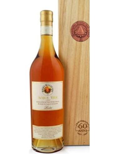 Acqua Vitae Berta Grappa di vino 20 anni Distillerie Berta