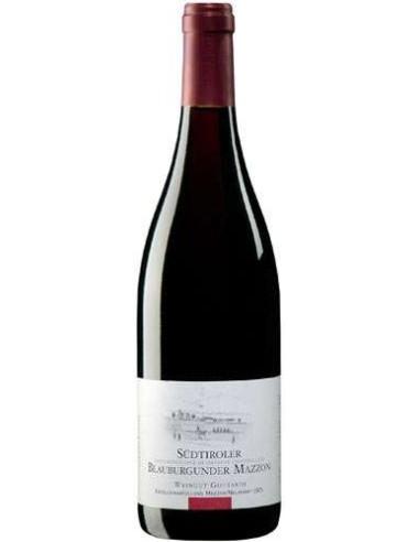 Blauburgunder Mazzon 2011 Pinot Nero Gottardi