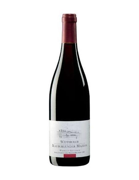 Blauburgunder Mazzon 2015 Pinot Nero Gottardi