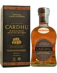 Whisky Cardhu Single Malt cask Reserve Special Astucciato