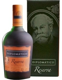 Rum Diplomatico Reserva Anejo Extra 8 anni Astucciato