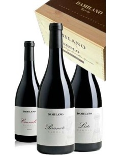 Grand Cru Experience Damilano Selection 6 bottles Barolo DOCG