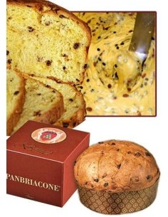 Panbriacone 800 g. Bonci Panettone Artigianale