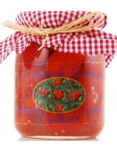 Pomodorini di Corbara in acqua e sale 520 g. Corbarì
