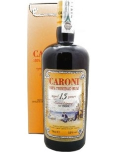 Trinidad Rum Caroni 15 anni extra strong Astucciato