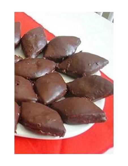 Mostaccioli Napoletani dolci Natale produzione artigianale 400 g.