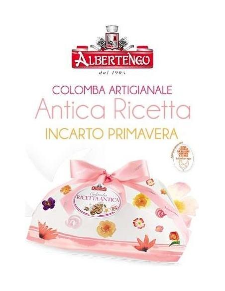 Colomba Classica Artigianale Albertengo