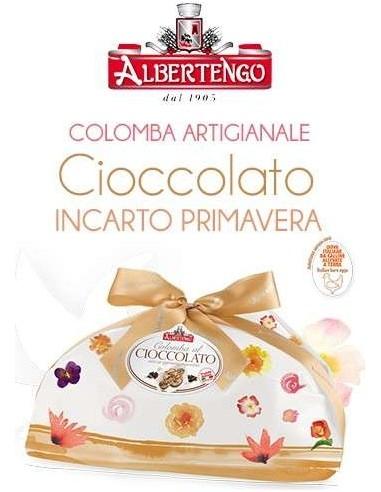 Colomba Cioccolato Albertengo Artigianale Primavera