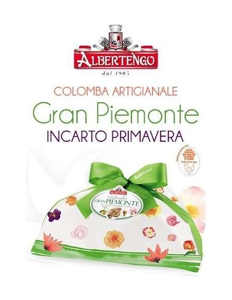 Colomba Artigianale Gran Piemonte Albertengo Primavera al Moscato