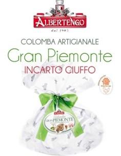 Colomba Artigianale Gran Piemonte Albertengo al Moscato Ciuffo