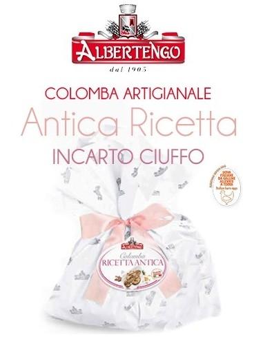 Colomba Ricetta Antica Artigianale Albertengo