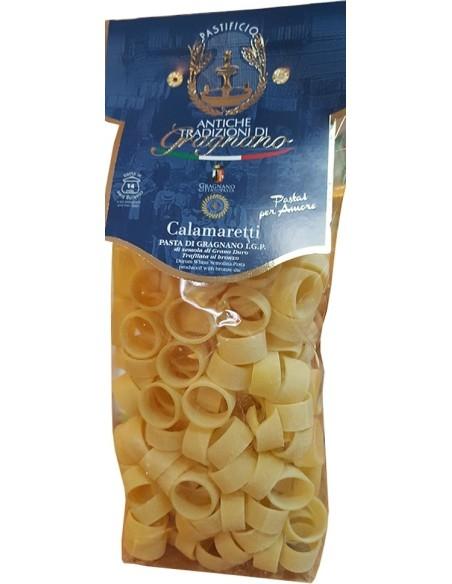 Calamaretti pasta artigianale di Gragnano 500 g.