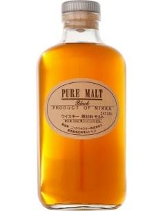 Pure Malt Black Nikka 50 cl. Japanise Whisky