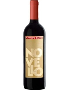 Vino Novello 2019 Matilde Zasso Campania IGT