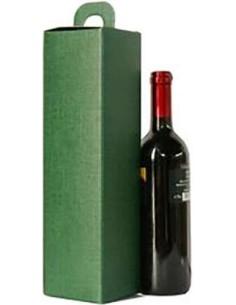 Confezione Regalo da 1 Bottiglia per Vino Spumante o Champagne