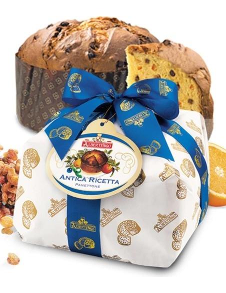 Panettone Artigianale Antica Ricetta Albertengo 1 Kg.