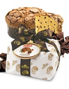 Panettone Artigianale Cioccolone Albertengo al Cioccolato 1 Kg.